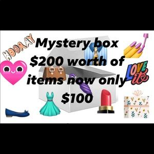 Mystery Box ——JULY SPECIAL SALE